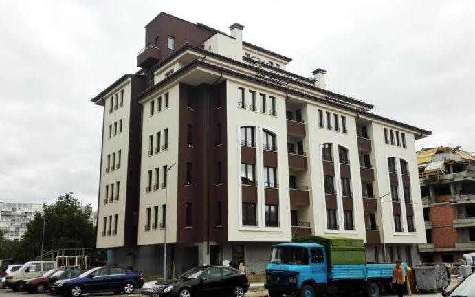 Сграда Чавдар