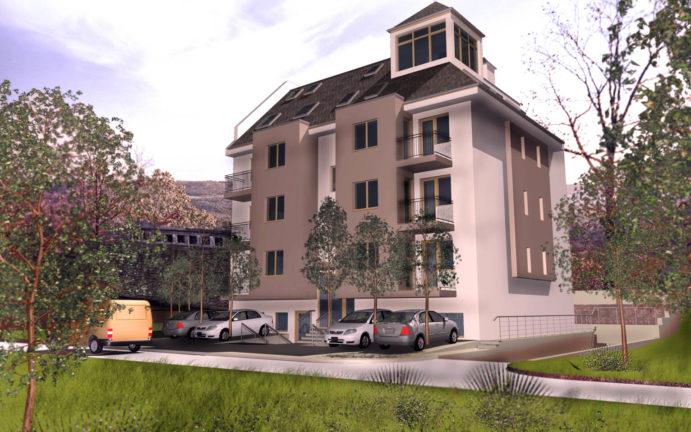 Сграда Редута