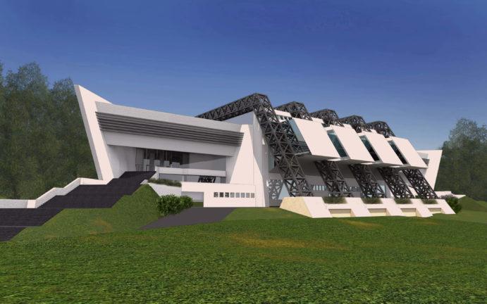 Спортна зала Албена